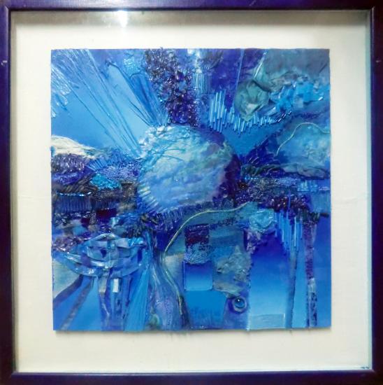 Symphonie en Bleu